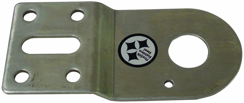 "SS18N - Firestik Stainless Steel Dodge NMO Antenna Bracket 3/4"" Hole - No Antenna Stud"
