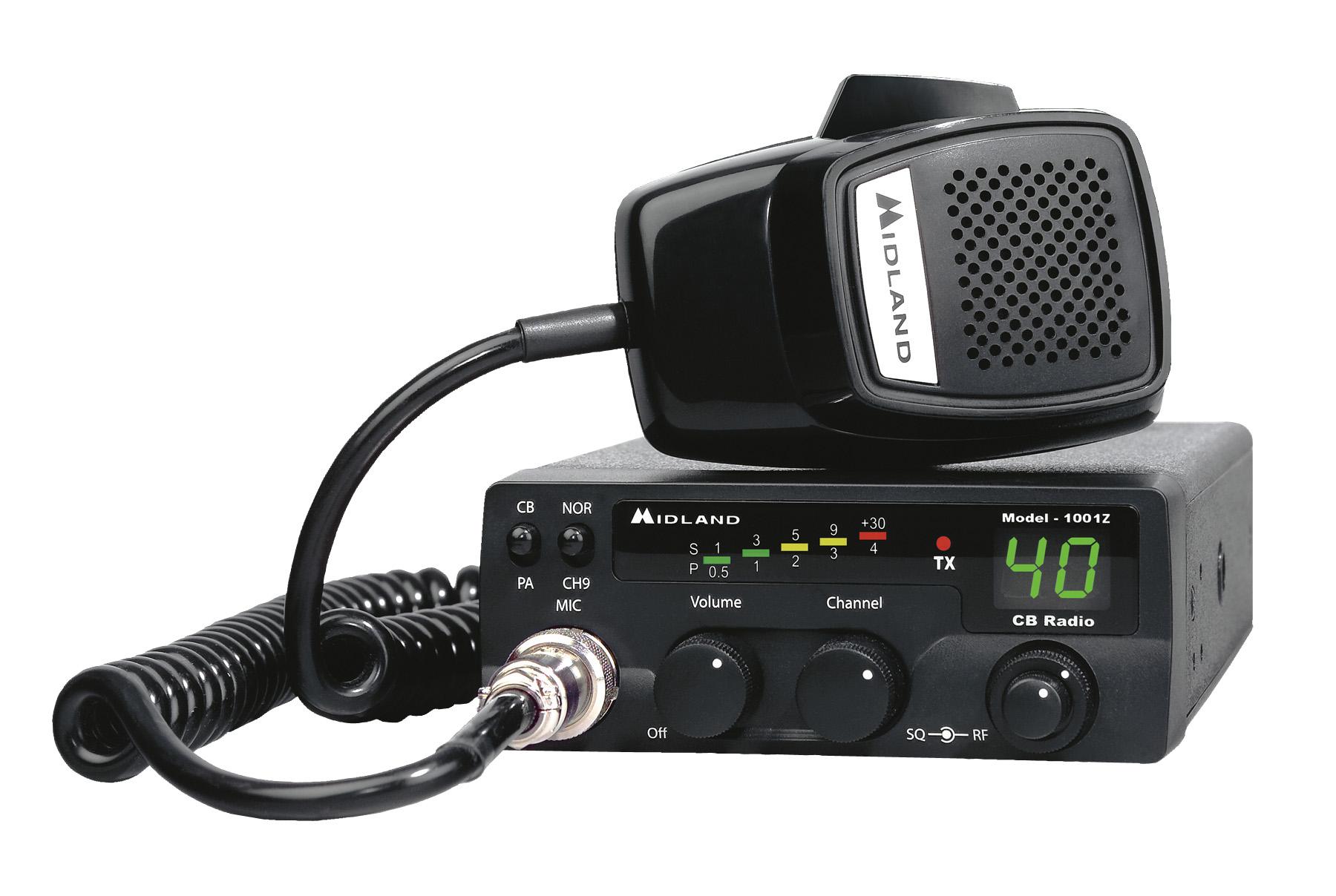 1001Z - Midland Mobile CB Radio