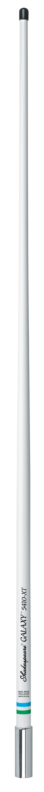 5410XT - Shakespeare 4' 3DB 800/900Mhz/1900Mhz Cellular Marine Antenna