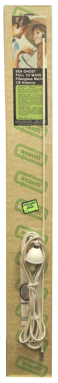 "AVS4 - Antenna Specialists Avanti 42"" Flush Mount Marine Antenna Kit"
