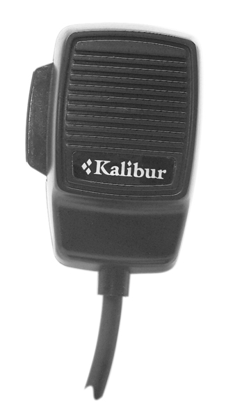 KCB4E - Kalibur Electret CB Microphone