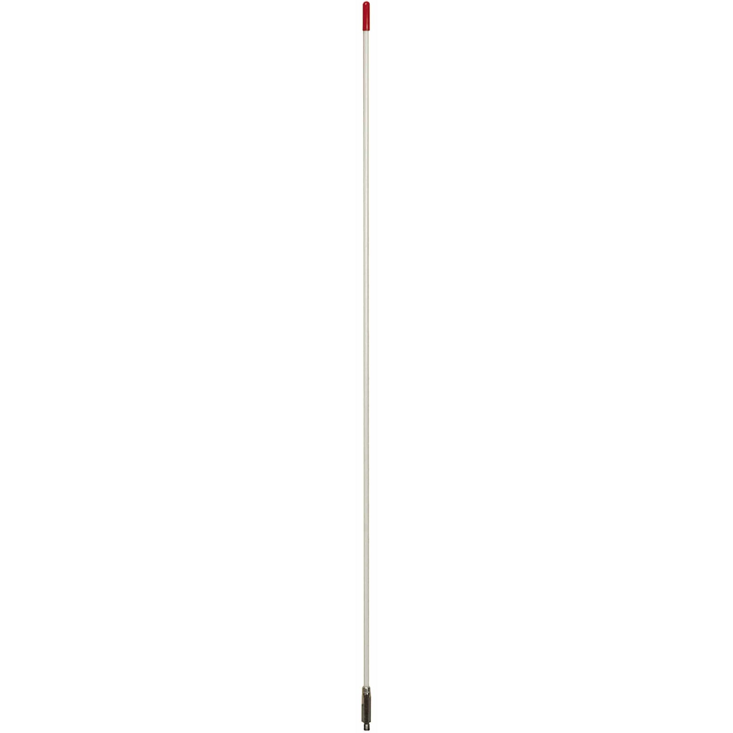 CB25-W - Francis Rusty Rooster 4.5' CB Antenna (White)