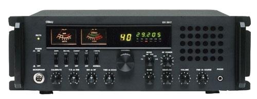 DX2517 - Galaxy 10 Meter Base Amateur Ham Radio 10 Watt AM / 25 Watt with SSB