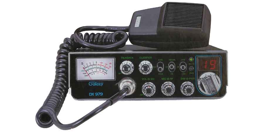 DX979 - Galaxy CB Radio with SSB