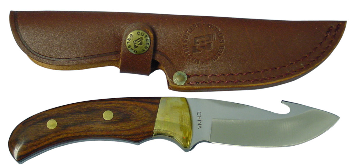"FCH04 - Master Cutlery 8"" Skinning Knife"