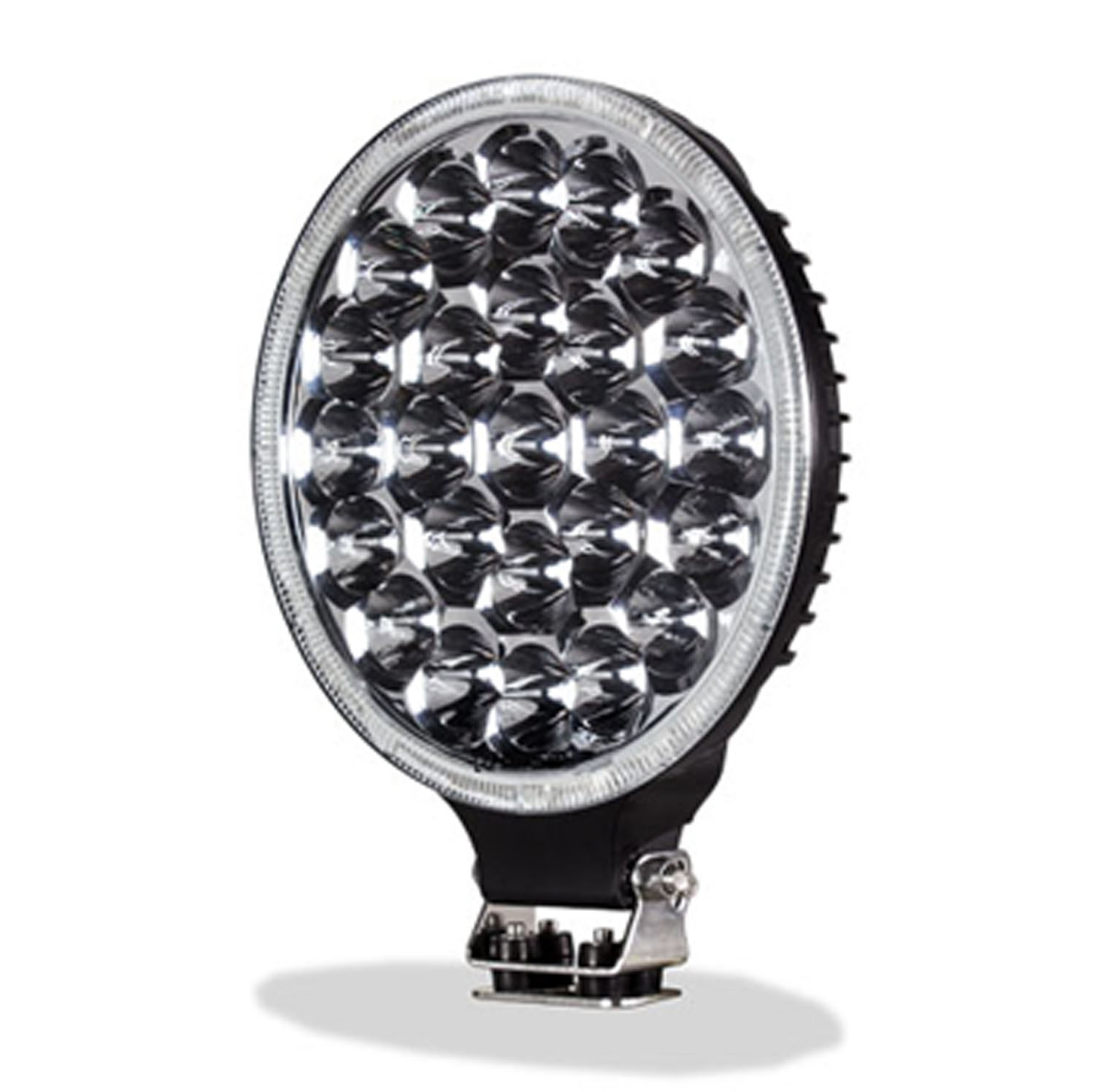 "HEDL5 - Heise 9"" Round LED Driving Light"