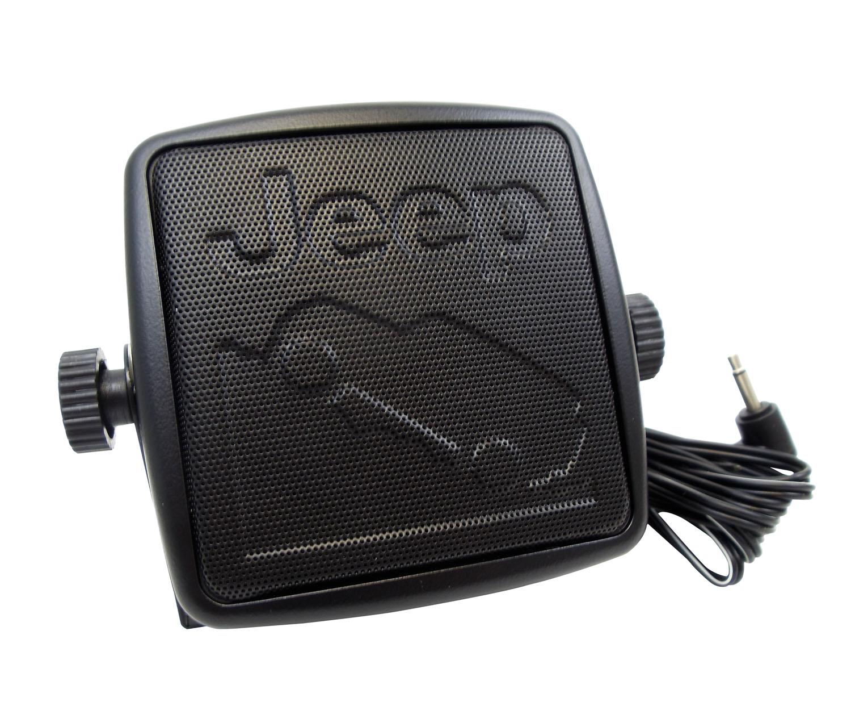 JPCBSJI - Official Jeep Mopar External Speaker