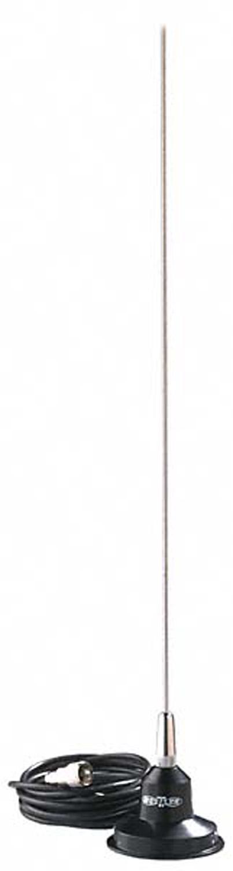 """RUM150M - Hustler 49"""" 144-174 MHZ 100 Watt Magnetic Mount Antenna Kit"""