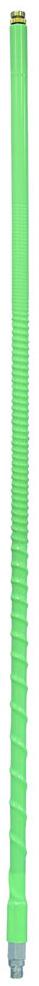 FS5-G - Firestik II Tunable Tip 5 ft CB Antenna (Neon Green)