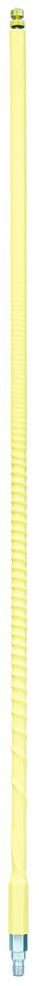 FS3-Y - Firestik II Tunable Tip 3 ft CB Antenna (Yellow)