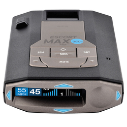 0100037-1 - Escort© Max 360 Degree Radar Detector With Wifi