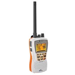 MRHH600WFLTGPS - Cobra® 6 Watt VHF Handheld Radio GPS, Bluetooth
