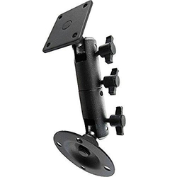 "WORKMAN PED1 HEAVY DUTY 6"" PEDESTAL CB RADIO MOUNT BRACKET"