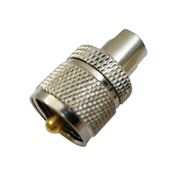 408009 - Twinpoint Adapts FME-M (male) to PL259 Connector