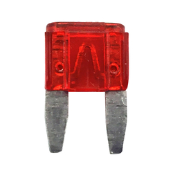 AST10X - Twinpoint 10 Amp Mini Blade Fuse Individually Sold (bulk)