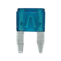 AST15X - Twinpoint 15 Amp Mini Blade Fuse (Bulk) Individual