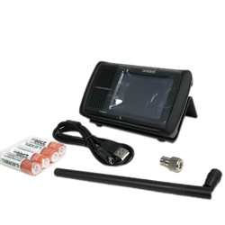 HOMEPATROL2 - Uniden Color LCard Touch Screen Digital Scanner