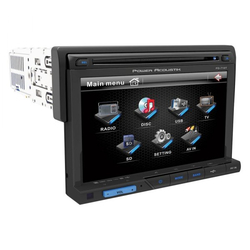 PD710B - Epsil 7 Inch Touchscreen Single DIN Radio with BT Capability