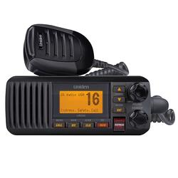 UM385BK - Uniden 25 Watt Fixed Mount Marine Radio with DSC (Black)