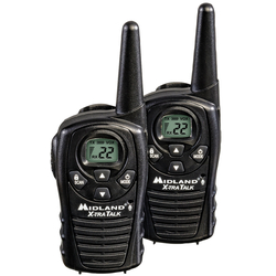 LXT118 - Midland 22 Channel GMRS Handheld Radio