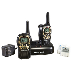 LXT535VP3 - Midland 22 Channel Extended Range FRS/GMRS Hand Held Radio