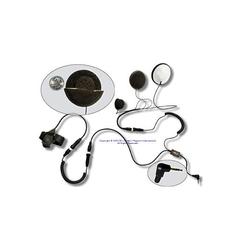 MC552 - Magnum  Speaker Microphone & PTT For Full Face Single Prong (Motorola)