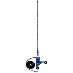 Spare Tire CB Antenna Mount For 2007+ Jeeps