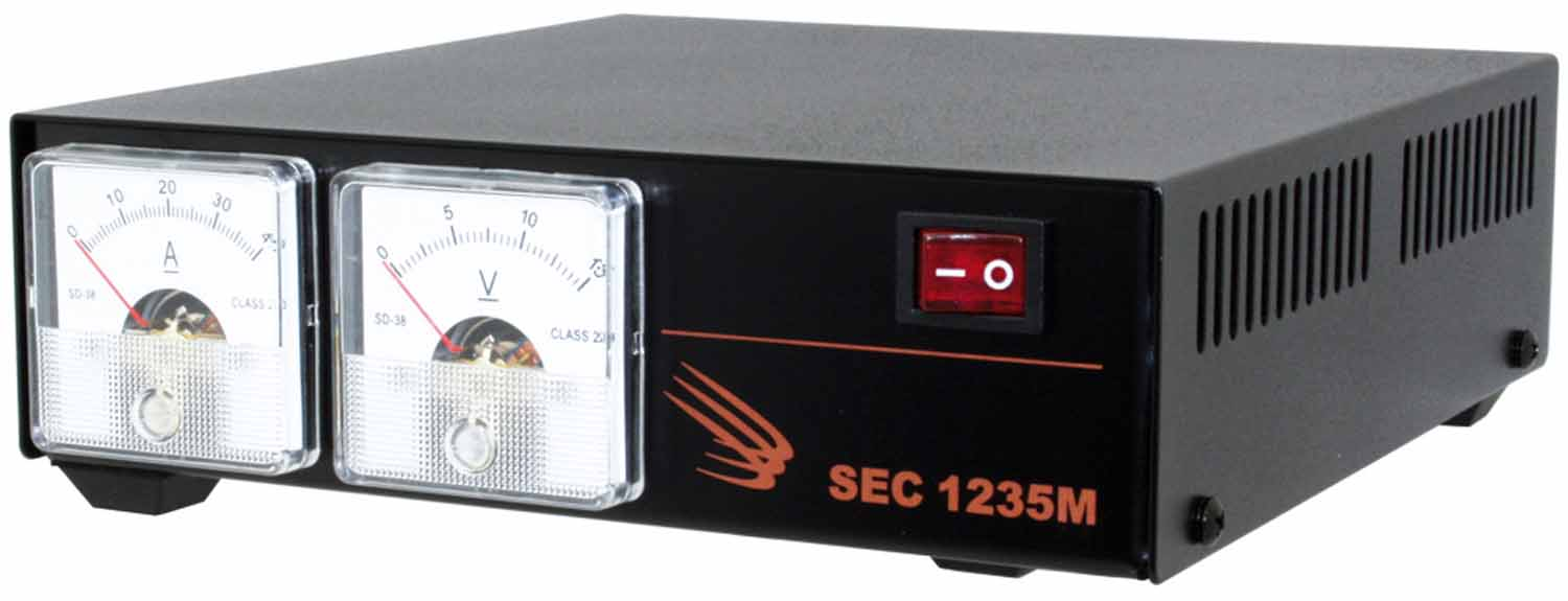 SEC1235M - Samlex 30 Amp Ac to Dc Power Supply