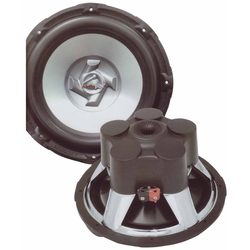 "TSAX10 - Audiopipe 10"" Poly Cone Woofer Speaker"