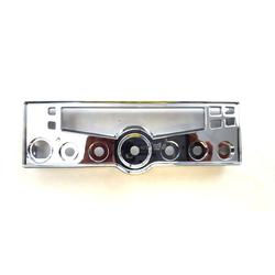 380081 - Cobra® Chrome Replacement Bezel for C29LX CB Radio