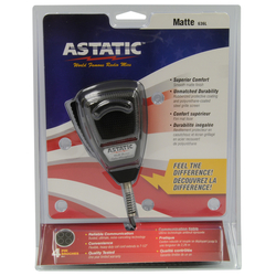 636LRB1 - Astatic 4 Pin Noise Canceling Microphone