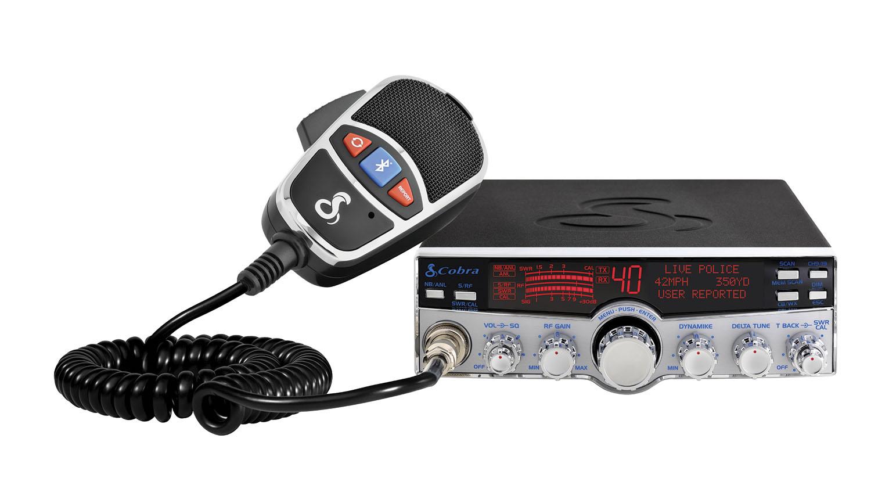 "C29LXMAX - Cobra® Max CB ""Smart"" Radio"