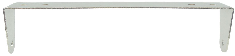 """C525C - Twinpoint 6-1/4"""" Chrome Single Hole Radio Mounting Bracket"""