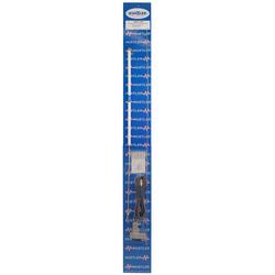 "CGT144 - Hustler 86"" 2 Meter Collinear 200 Watt Trunk Mount Antenna Kit"
