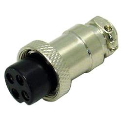 CBC4MX - Marmat CB Microphone Connector