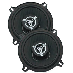 EF52 - Power Acoustik 300 Watt 4 Ohm Coaxial Speaker Pair
