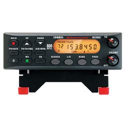 BC355C - Uniden 300 Channel Analog Scanner
