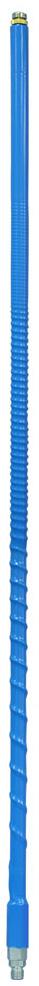 FS4-BL - Firestik II Tunable Tip 4 ft CB Antenna (Bright Blue)