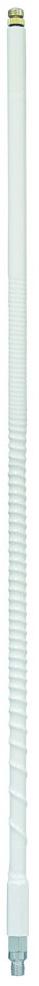 FS3-W - Firestik II Tunable Tip 3 ft CB Antenna (White)