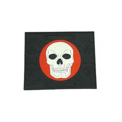 0241052 - Skull & Crossbone Rubber Utility & Vehicle Mat