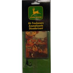 3015588 - John Deere Farm Scene Air Freshener