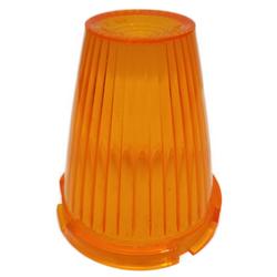 0499032A - Amber Cut-Off Top Torpedo Lens