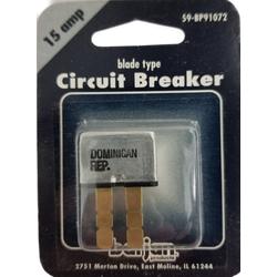 059BP91072 - Circuit Breaker 15 Amp Blade Carded