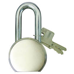 "0724761 - 2-1/2"" Square Pad Lock"