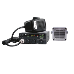 1001ZPKG - Midland CB Radio with External Speaker Package