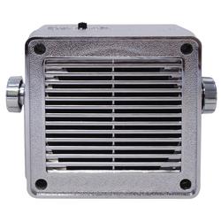 """21404BC - 3"""" Chrome External Speaker"""
