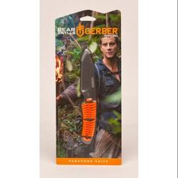 31001683 - Bear Grylls Paracord Fixed Blade Knife