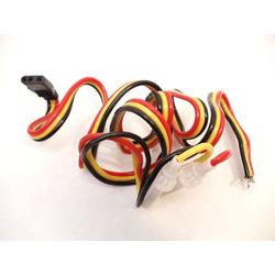 3602664X - 3 PIN STANDARD 3 WIRE RADIO POWER CORD (BULK)