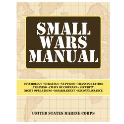 44160 - Small Wars Manual