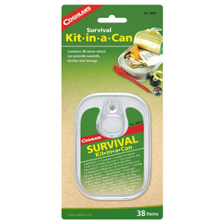 9850 - Survival in a Can Survival Kit